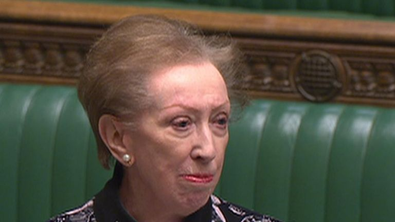 Margaret Beckett decries Brexi...
