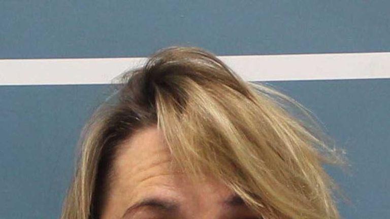 Margaret Gieszinger's police mugshot. Pic: Tulare County Sheriff's Department