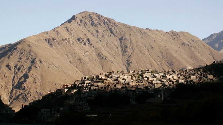 The women were said to have staying near the base of Mount Toubkal