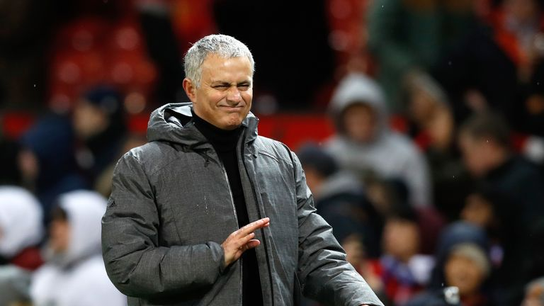 Mourinho did not mince his words