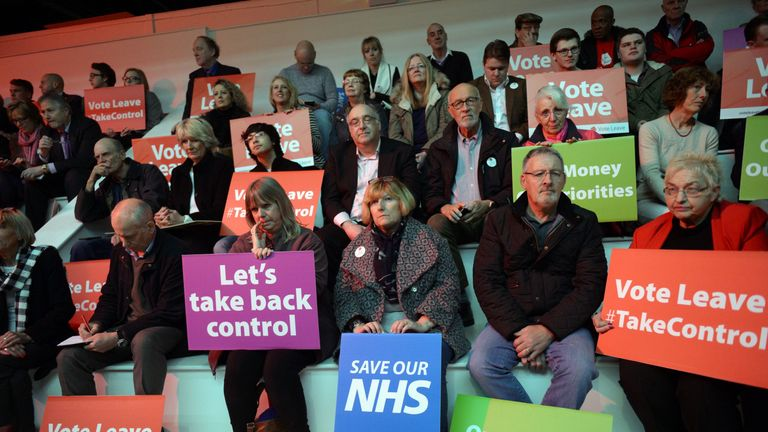 The NHS was a key point of contention during the referendum campaign