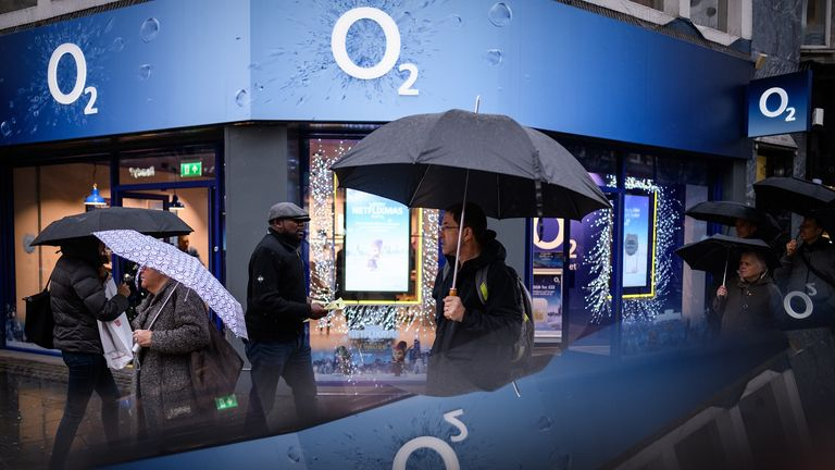 O2 has more than 25 million customers