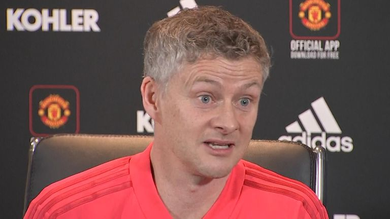 Ole Gunnar Solskjaer said he has already been in touch with Sir Alex Ferguson