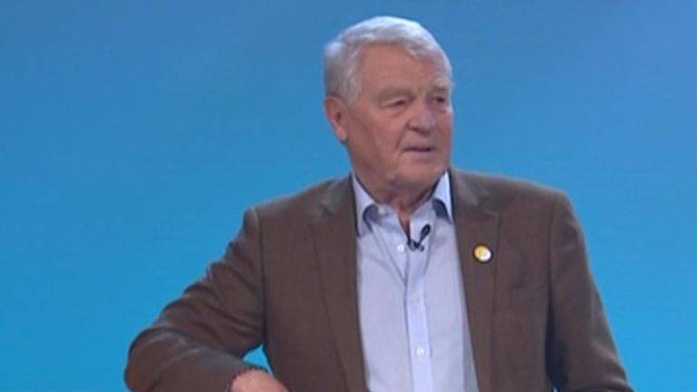 "Paddy Ashdown says he joined the Lib Dems because ""people should be empowered citizens, not subjects of a patronising state"""
