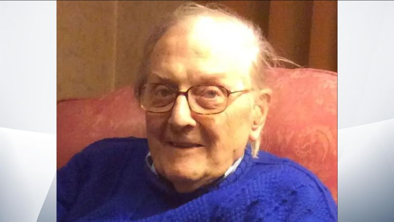 Peter Gouldstone has died after being robbed in his Enfield home