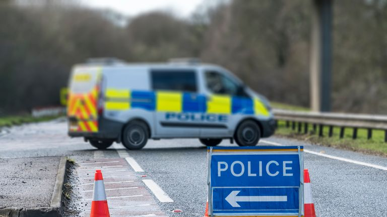 Sign And Drive 45 >> Man Arrested On Suspicion Of Drink Drive Offences After
