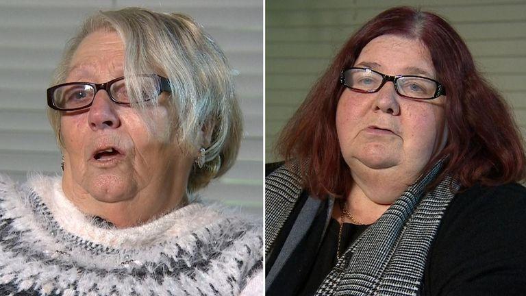 Nicola Fellows and Karen Hadaway 'relieved' after verdict