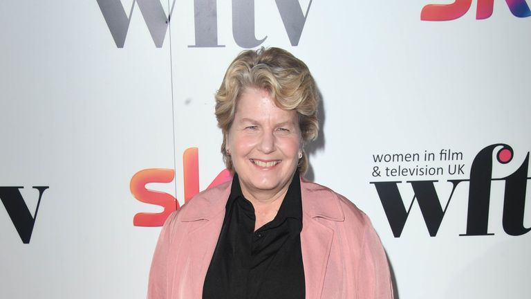 Sandi Toksvig, Women In Film And TV Awards