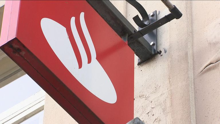 Santander is fined by the FCA after failing to transfer money to dead customer beneficiaries.