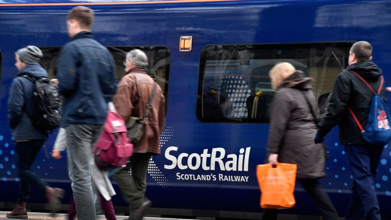 Scotrail is supportive of efforts to expand the Borders route