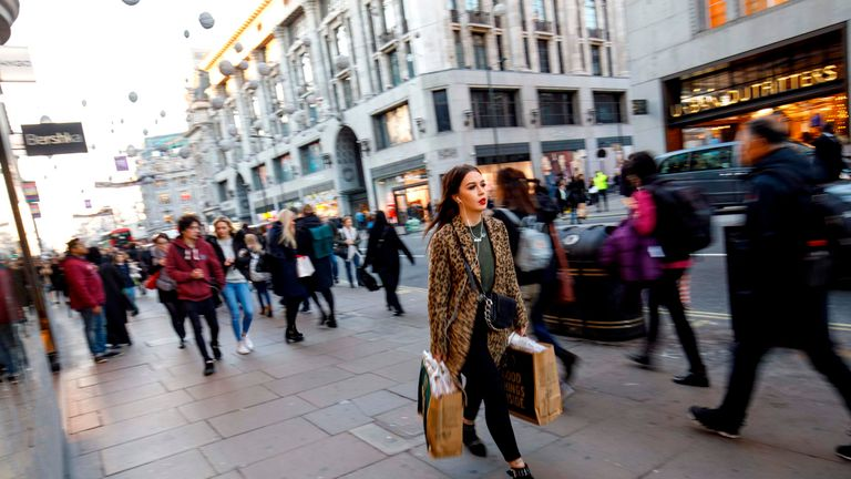 Shopper numbers are down but there are bags of offers to lure shoppers, Deloitte says
