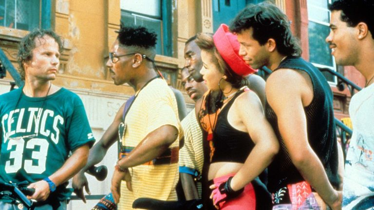 Do The Right Thing is regarded as one of the great American movies