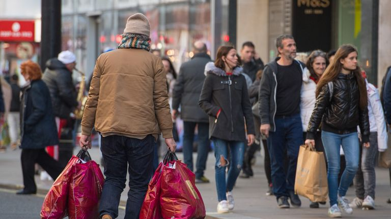There is expected to be 20% more footfall on Super Saturday than other days