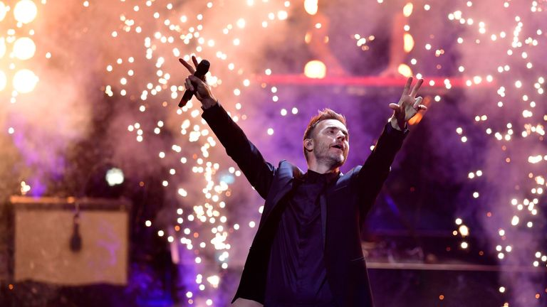 Gary Barlow asked fans to be understanding about the decision
