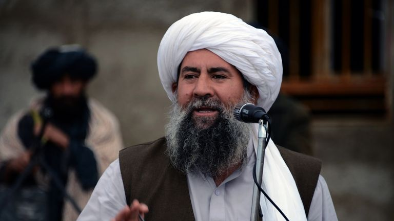 Leading Taliban commander Mullah Abdul Manan was killed in the air strike