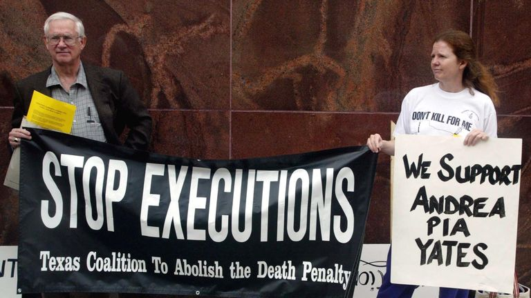 More than a third of the executions in the US since 1976 have taken place in Texas