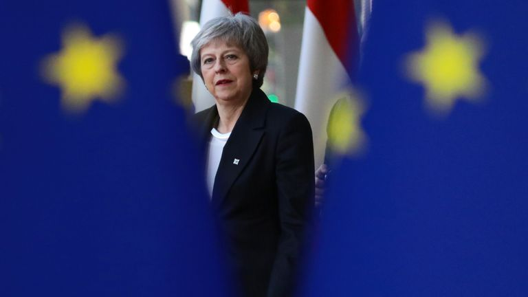 Theresa May's hopes of securing further concessions from the EU have so far proved fruitless