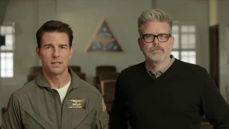 Tom Cruise wants all motion picture viewers to have the best viewing experience
