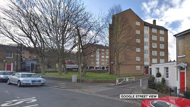 A teenager has been stabbed to death in southeast London.