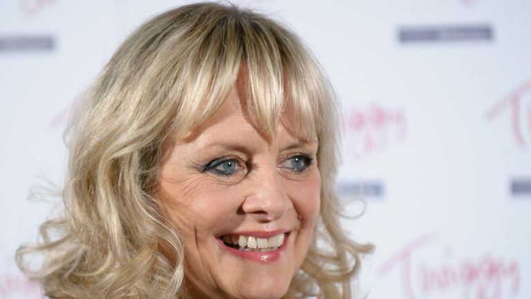 Twiggy has become a Dame in the New Year Honours list.
