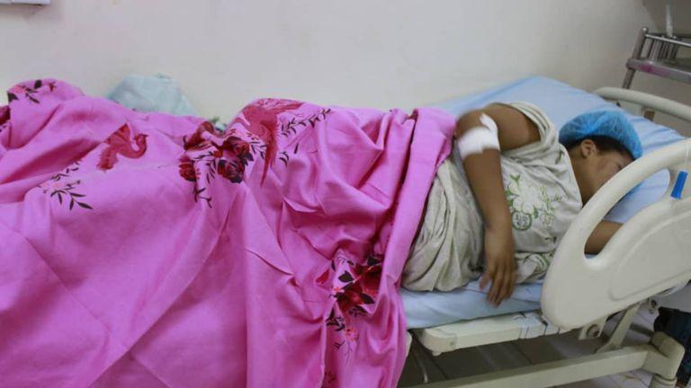 Eman. Pic: UNFPA Yemen