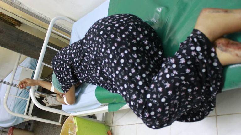 Salwa Pic: UNFPA Yemen