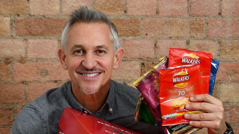 Walkers have launched a recycling facility for their crisp packets
