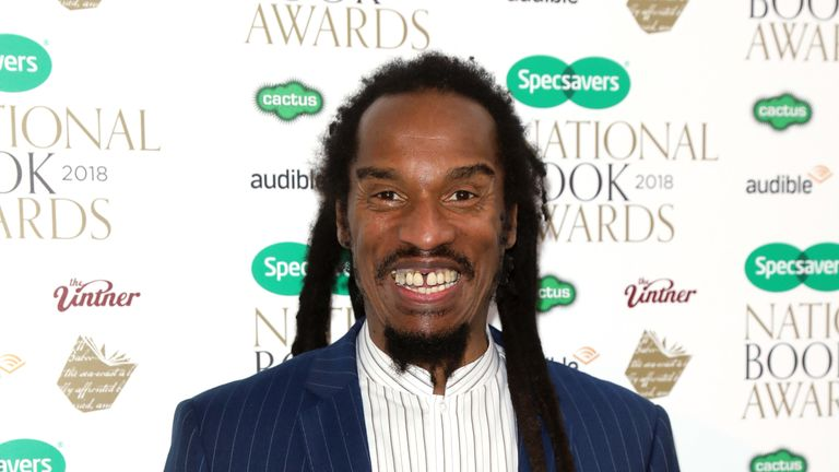 The poet Benjamin Zephaniah launched a scathing attack on Tony Blair when he turned his offer down