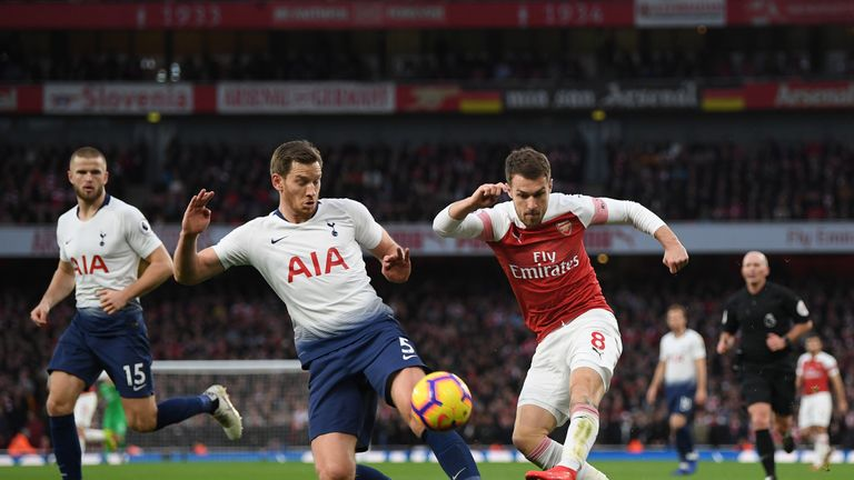 Report: Big European Clubs To Fight It Out For Aaron Ramsey