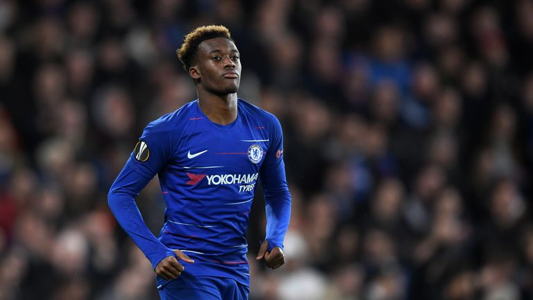 Bayern Munich have stepped up their interest in Chelsea's Callum Hudson-Odoi, and German football journalist Raphael Honigstein says the youngster has a 'cult following' in the Bundesliga.