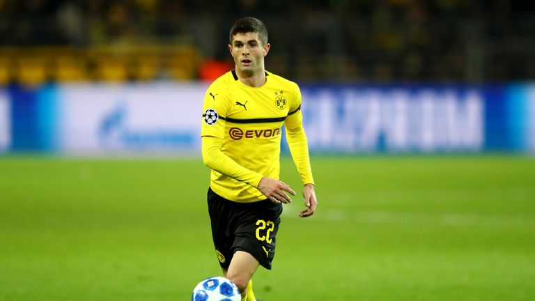 Calen Carr and Bobby Warshaw believe Frank Lampard will help Pulisic