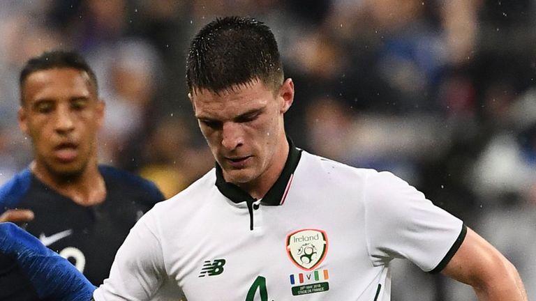 Mick McCarthy: Declan Rice a future Republic of Ireland captain | Football News |