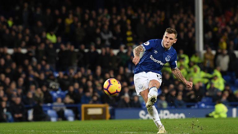 How Digne Scored Last Gasp Free Kick Video Watch Tv Show Sky Sports