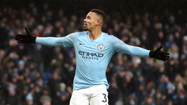 Manchester City ready to help Gabriel Jesus after family return to Brazil