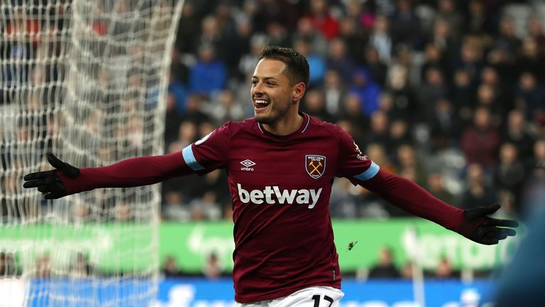 Javier Hernandez says West Ham are making progress | Football News |