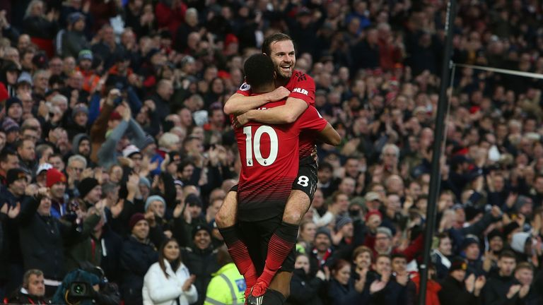 Mata open to extending United stay