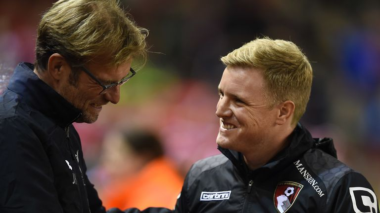 Eddie Howe says Liverpool won't take his Bournemouth side lightly  | Football News |