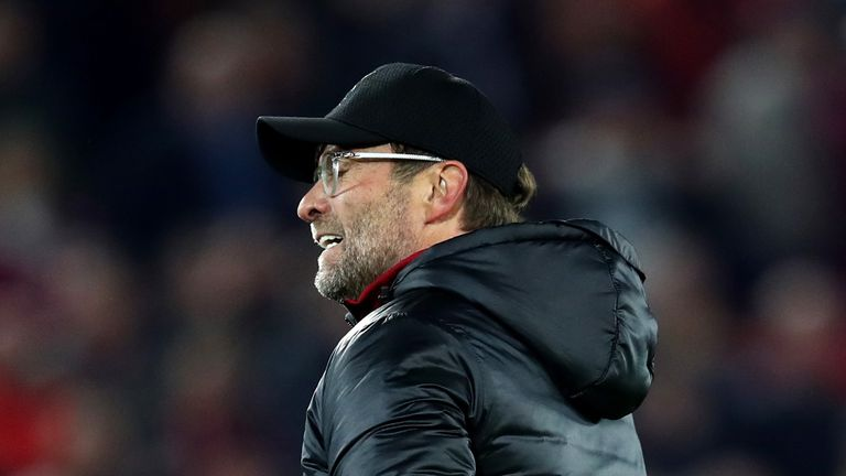 Jurgen Klopp's Merseyside derby celebrations 'went too far', says Danny Mills | Football News |