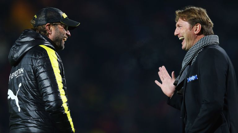 Ralph Hasenhuttl rejects Jurgen Klopp link, saying he wants to be known in the Premier League | Football News |
