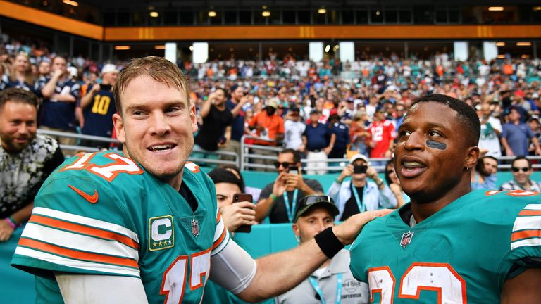 Miami Dolphins beat Patriots on miracle final play