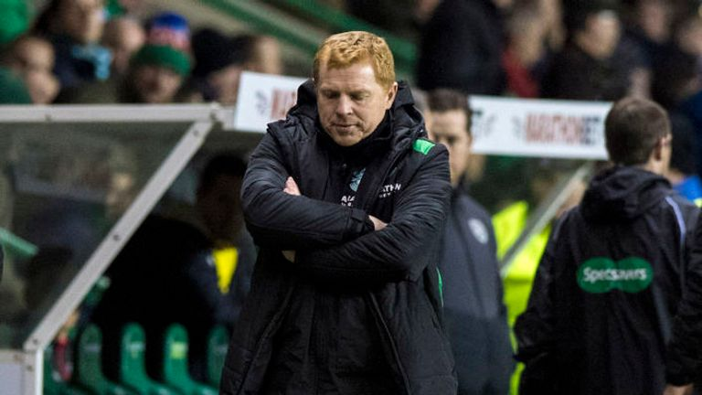 Neil Lennon: Head coach suspended by club, unlikely to take charge again