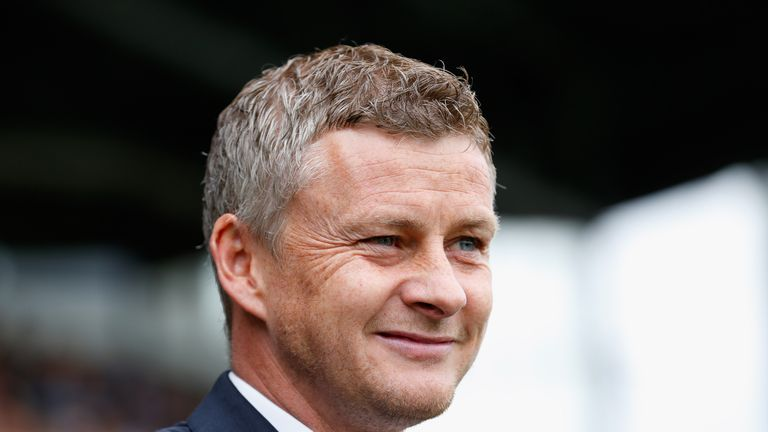 3:39                                            Molde's managing director says that Solskjaer's move is a loan