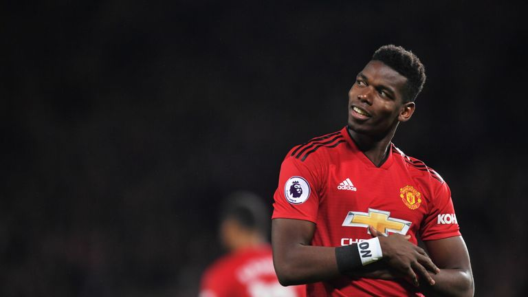 0:41                                            Former Chelsea defender Mario Melchiot believes Paul Pogba has brought energy and happiness back to Old Trafford