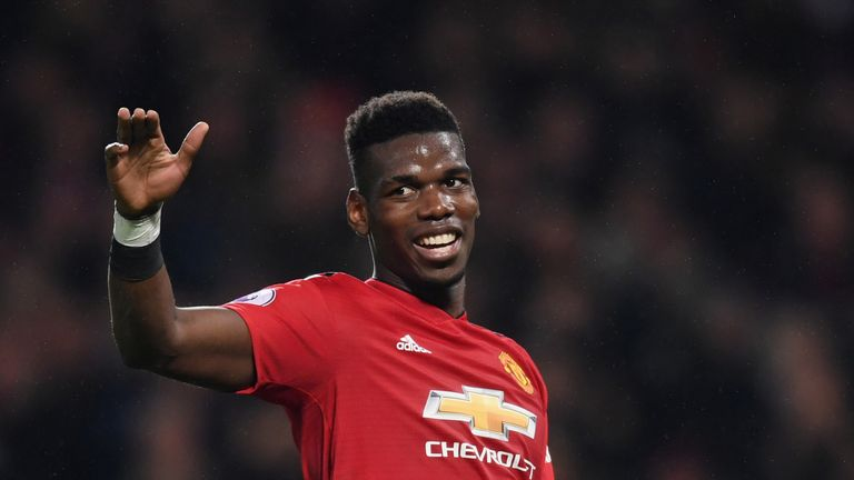 Ole Gunnar Solskjaer says Pogba is capable of becoming  United's club captain.