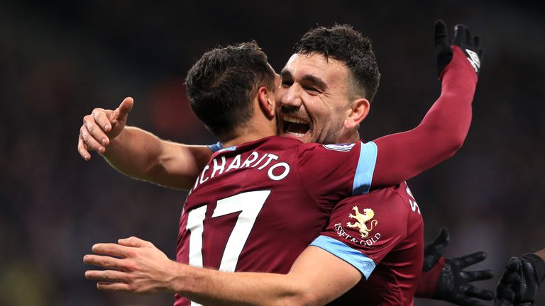 Highlights from West Ham's win over Crystal Palace in the Premier League.