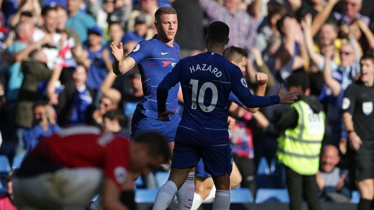 Chelsea in Carabao Cup semi-finals