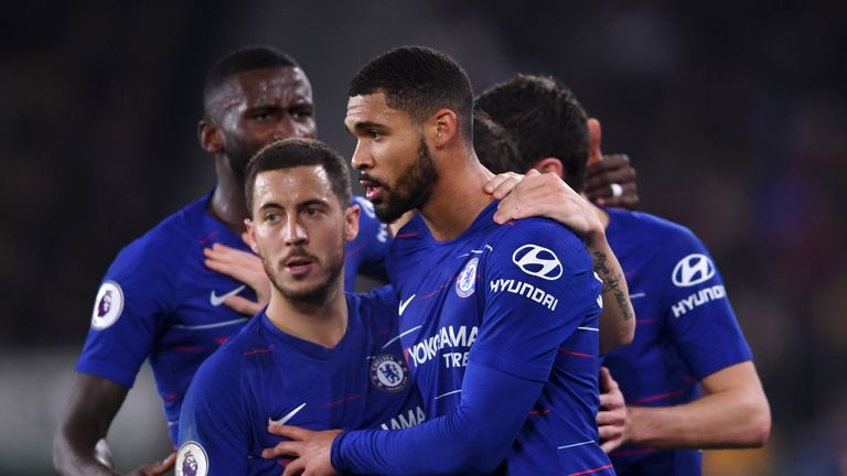 Ruben Loftus-Cheek insists everyone at Chelsea wants Eden Hazard to stay at the club, but wishes him all the best if he does leave this summer