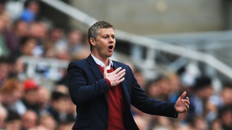 'Manchester United is in my heart' - Solskjaer