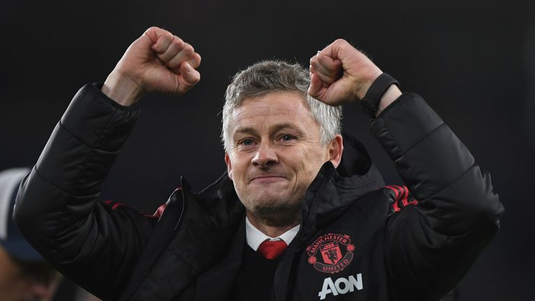 Smiling assassin Solskjaer spreading happiness at Man United