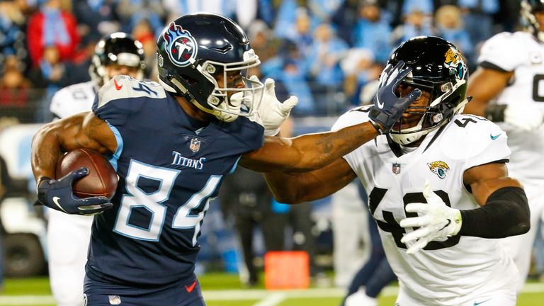 NFL Saturday: Redskins, Titans, Ravens and Chargers live ...